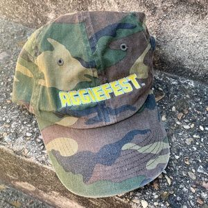 Aggiefest Camouflage Velcro Hat